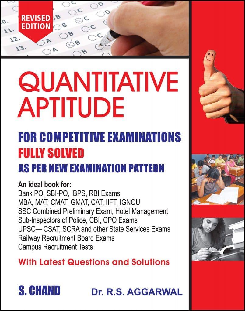 Quantitative Aptitude for Competitive exams Reviw